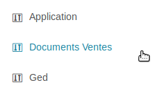 Documents ventes